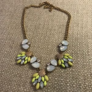 Beautiful J. Crew statement necklace!!!